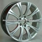 Fashion design Aluminum car wheels 4x100