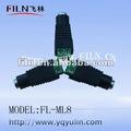 Iec c14 stecker fl-ml8 2.1x5.5 großhandel