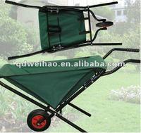 Polyster folding tool cart