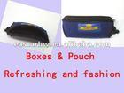 brand waterproof reading/eyeglass pouch/case/bag/pocket