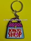 gift pvc keyring,pvc rubber keychain,3d pvc keychain
