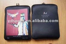 cute neoprene laptop sleeves.heat transfer print notebook briefcase
