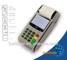 Portable POS Terminal with NFC Reader