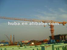 Topless crane T7527 crane tower