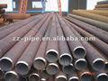 Rígido por inmersión en caliente tubos de acero galvanizado/tubos