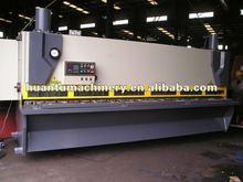QC11Y hydraulic qc12y-6x3200, scrap hard, aluminium sheet edging