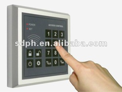 Easy Operate Wireless Control Keyboard For GSM Alarm PH-101