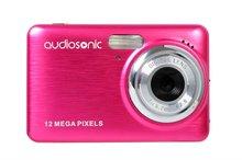 WINAIT 2012 New hot sale mini cheap gift digital camera, 5.0 Mega Pixels CMOS Sensor 4x Digital Zoom 2.7'' TFT