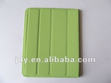 Slim Faux Leather Case Smart Cover for Apple iPad 2 Green