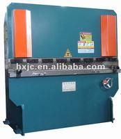 hydraulic manual plate bender machine