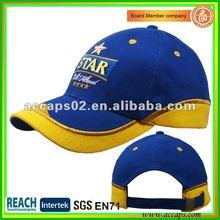 Star and strips baseball hats BC-0097