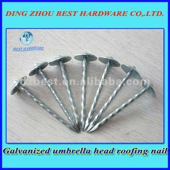 roofing nail for asphalt shingles