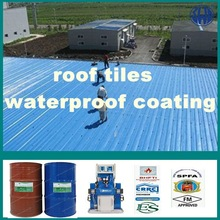 polyurea anti-uv coating paint for tiles