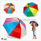 Sun umbrella hat for kids