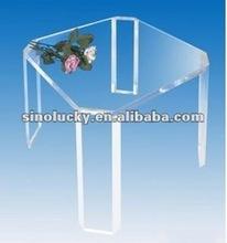 acrylic table leg