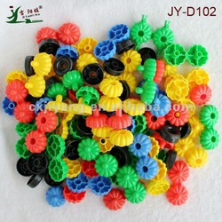 JY-D102 TPE colorful children intelligence toys