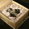Nice gift box packing crystal wedding perfume bottle gifts