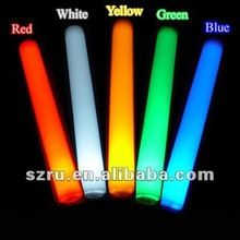 Branded led foam glow stick for electric gifts (FACTORY AFFORD)
