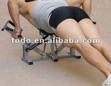 2012 new fitness pump abdominal exercise machine