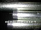 1/2 inch to 8 inch tubo galvanizado