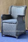 Alum frame Outdoor Rattan Chair