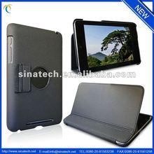 waterproof material case for google nexus 7,smart case,with pen pocket
