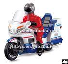 RC motorcycle / radio control moto plastic toy