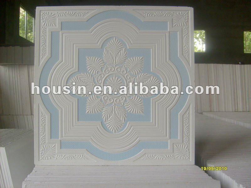 Peinture faux plafond polystyrene venissieux modele fax for Decoller peinture plafond
