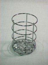 Abstract Totem Design/kitchen Utensil metal holder