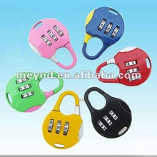 Combination lock for 2012 christmas gifts