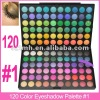 120 Color Eyeshadow Palette Full Color No #1
