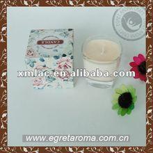 Parafina gel de la cera de la vela de la venta para la decoración del hogar