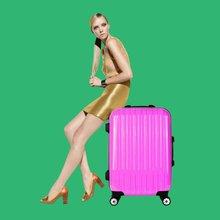 Kids trolley hard case luggage, kids teen suitcase travel rigid maleta koffer valigia