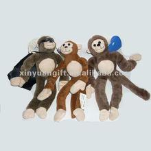 Plush Slingshot Screaming Flying Monkey