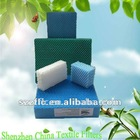 Replacement PP wood pulp paper water wet curtain