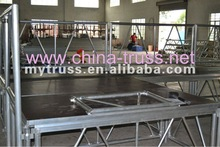 Adjustable Aluminum Outdoor Mobile Stage