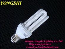 tri- colour 4U series energy-saving lamps (CE/EMC/ROHS)