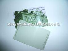 Creative Plastic Blank PVC ID Card Samples