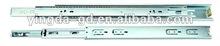 YD-HG310 35MM/45MM telescopic channel mini ball bearing drawer rail slide