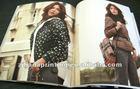 2013 customized newest printed catalog