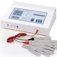 MAS8020 galvanic machine magic hand massage gloves (CE, ISO13485 Since 1994)