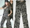 Leisure handsome Camouflage cloth