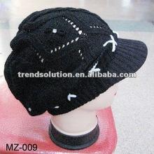 winter knitting man winter hat