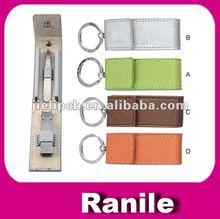2pcs manicure set, nail clipper and tweezer