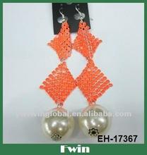 New design earrings of hot style 2012