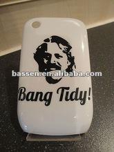 hard pc printing style case bang tidy