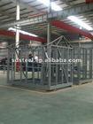 ISO&CE prefab house steel frame