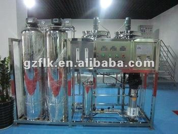 FRO water purifying equipment