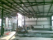 steel construction factory building