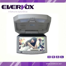 12.1 inch lcd roof car dvd player roof mount dvd player